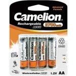 Batéria Camelion 2700mAh AA 4ks