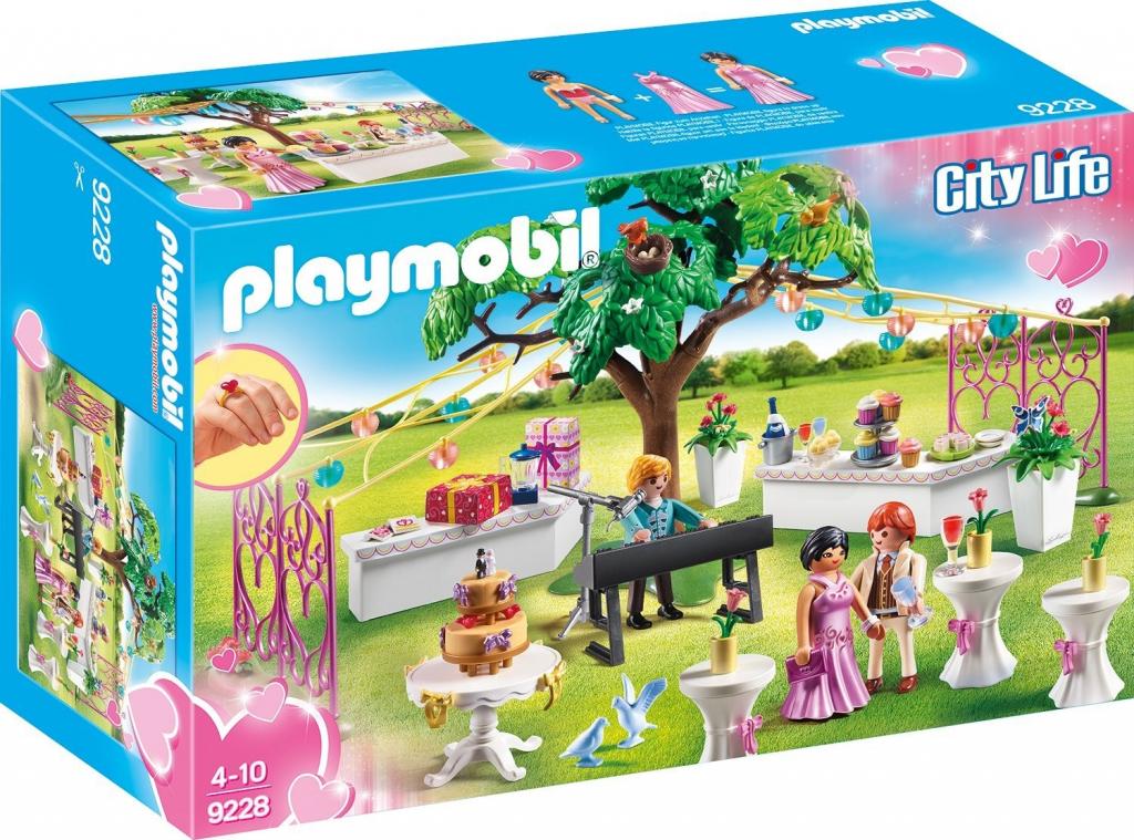 450192570 Playmobil 9228 Svadobné oslava od 27,00 € - Heureka.sk