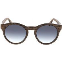 Wood Fellas Sunglasses Au black oak/grey