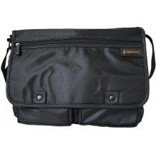 b1a20aa3979c1 pánska taška z hrubého nylonu ND-5058 čierna