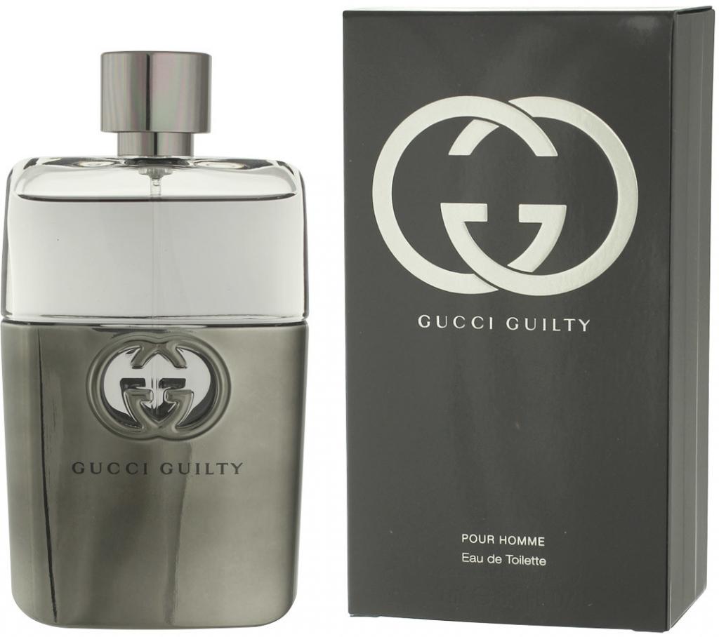 718eca044 Gucci Guilty toaletná voda pánska 90 ml od 49,90 € - Heureka.sk