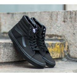 Vans Sk8-Hi Black  Black od 56 c0370f93fa7