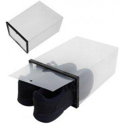 Recenzie ISO Krabica na topánky 10 ks 11130 - Heureka.sk