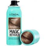 L'Oréal vlasový korektor šedín a odrastov Magic Retouch Instant Root Concealer Spray 03 Brown 75 ml
