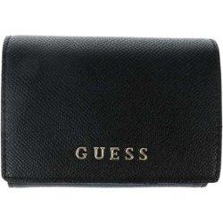 452c9795aabbad Špecifikácia Guess dámska štýlová malá peňaženka P6316 čierna ...