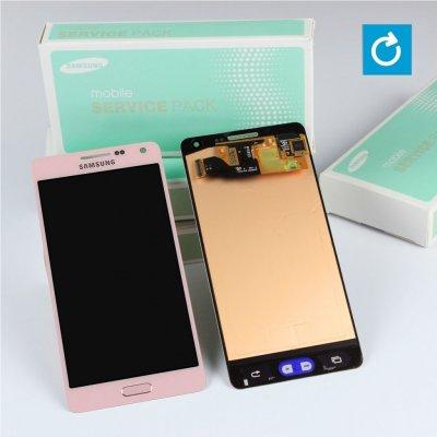 LCD Displej + Dotykové sklo Samsung A500 Galaxy A5