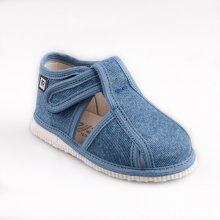 RAK Detské papuče 100015 Džínsovina