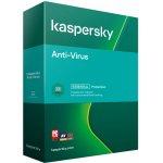 Kaspersky Anti-Virus 1 lic. 12 měs.