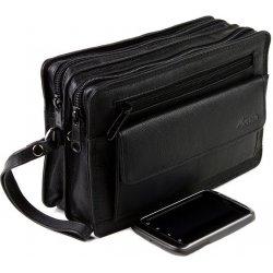 Mercucio pánska taška na doklady 250582-BR alternatívy - Heureka.sk 2358612dcb6