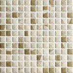 PARADYZ ATTIYA Beige mozaika 29,8x29,8 Lesklé