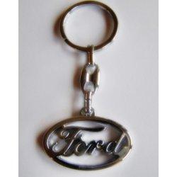 Prívesok na kľúče kovová Ford od 2 855b17d5dca