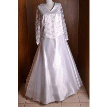 Svadobné šaty biele 10