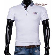 11443-15 Biele polo tričko ANTRACID 2610