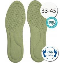SISI NO.30221-3-Mentol Antibakteriálne vložky do topánok anatomické  mentolová 4dde5ef962