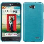 Púzdro JELLY CASE METALLIC LG L90 D405 modré
