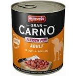 Animonda Gran Carno Adult hovädzie & kuracie 400 g