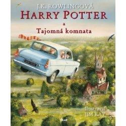 Harry Potter a Tajomná komnata – ilustrovaná edícia