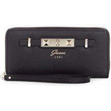 d8bb85afe Guess peňaženka Cherie Large Zip-Around Wallet čierna