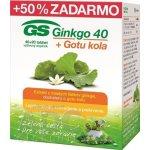 Green Swan Ginkgo 40 + Gotu kola 40+20 tbl.