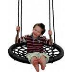 Woody Hojdací kruh 85cm čierny