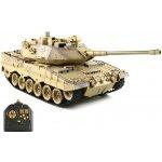 Huan Toys RC tank Leopard II RTR ASG 1:18