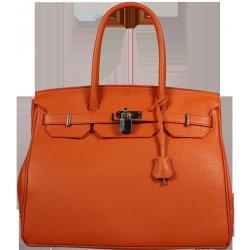 kožená kabelka Bella Nuovo Arancione Oranžová alternatívy - Heureka.sk 05e5150c419