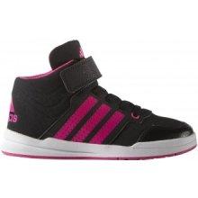 Detská voľnočasová obuv JAN BS 2 MID I čierna