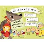 Rozprávky o vlkovi - Detské divadielko s bábkami
