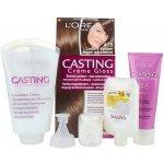 Loréal Casting Creme Gloss šetrné zloženie bez amoniaku Ľadový gaštan č. 415
