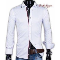 93aa1cc5bfda 40030-AD-238 Biela pánska košeľa ADRIANO CALITRI alternatívy ...