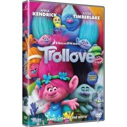 Trollové DVD