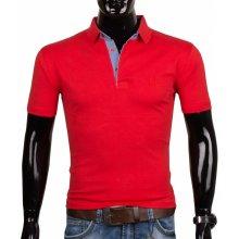 11052-2 Červené polo tričko EXPOMAN 5008