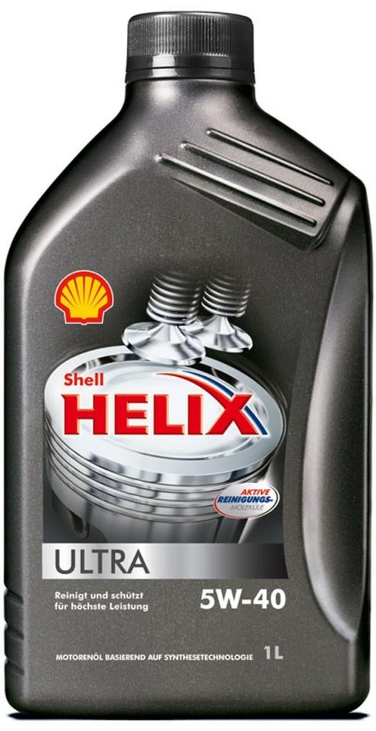 Shell Helix Ultra 5W-40 1 l - 0
