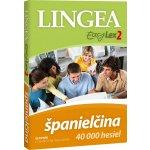Lingea easylex 2 španielsky slovník