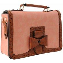 Banned - Satchel Bag Lds42 – Pink