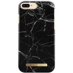 Púzdro iDeal Fashion Case iPhone 7 Plus Marble čierne