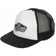 Vans Classic Patch Trucker Boys šiltovka White/Black dět.