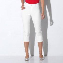 6781c901f6fb Blancheporte 3 4 strečové nohavice
