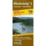 PublicPress Wanderkarte Rheinsteig, 20 Teilktn.. Tl.2