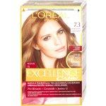 L'Oréal Excellence 7/3 blond zlatá farba na vlasy