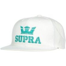 091f5e159a4d2 Supra Above Snap White/Aqua