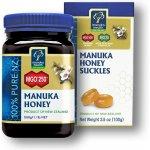 Manuka Health Manuka med MGO™ 250+ 500g a Pastilky s Manuka medom a propolisom 100g