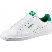 Puma Smash Perf White Verdant Green
