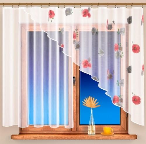 232e898fdf365 Záclona KERA Hotové záclony Alma 160 x 320 cm - Zoznamtovaru.sk