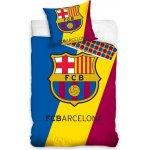 Tip Trade Bavlna obliečky FC Barcelona Trio 140x200 70x90