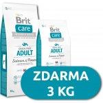 Brit Care Grain free Adult Salmon & Potato 12 kg