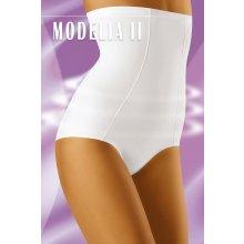 Modelia 2 Zeštíhlující kalhotky bílé