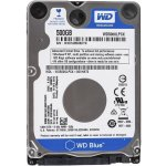 Western Digital 500GB, 2.5'', SATA, 5400RPM, WD5000LPCX