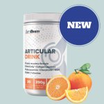GymBeam Articular Drink orange 390 g