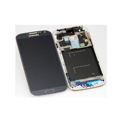Samsung Galaxy S4 LTE i9506 - LCD Displej + Dotykové Sklo (Šedý) original; GH97-15202B